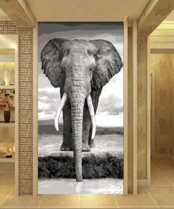 grand tableau elephant
