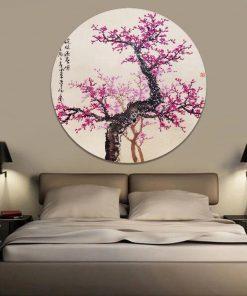 tableau arbre japonais