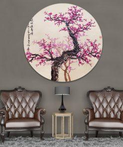 tableau japonais arbre