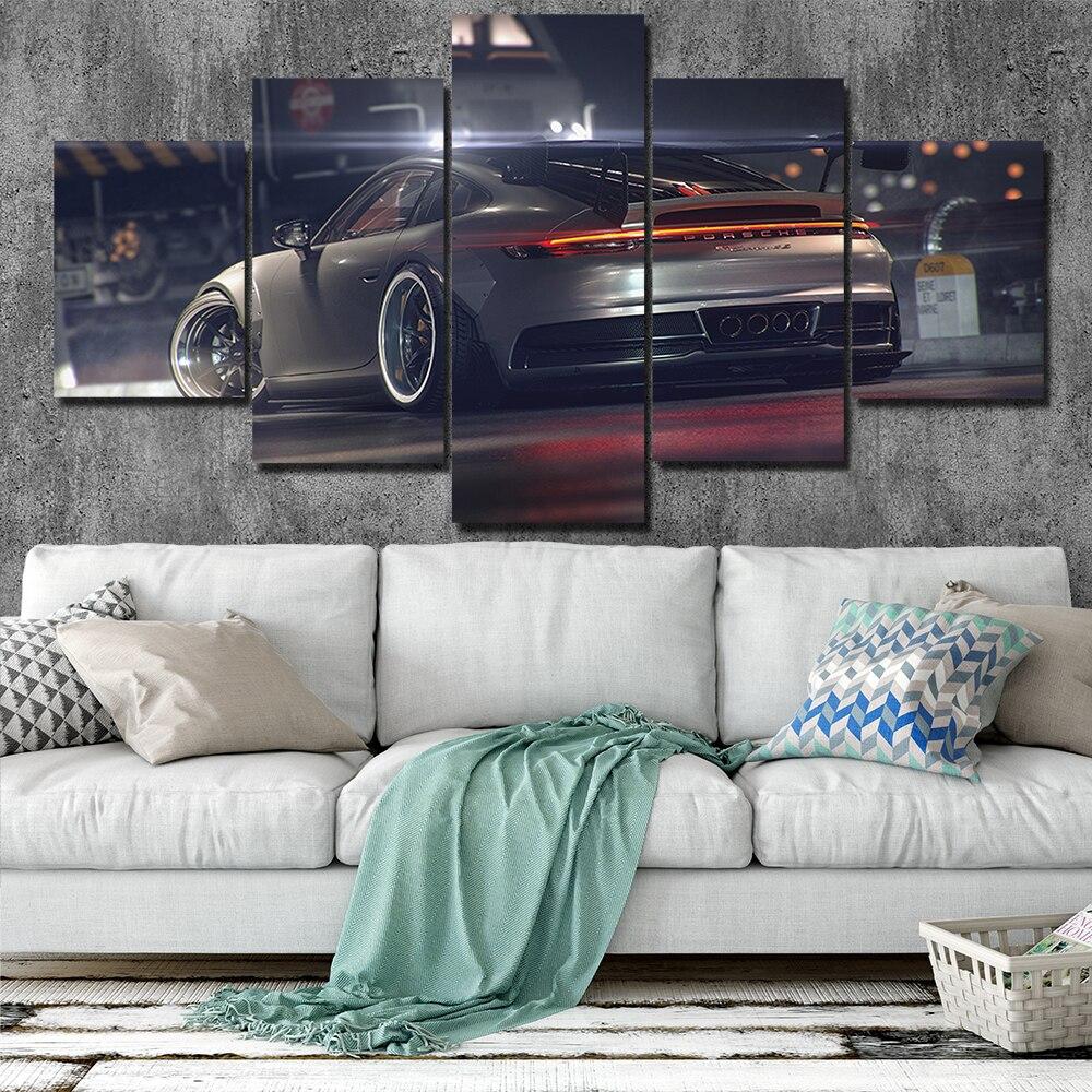 tableau porsche 911 GT