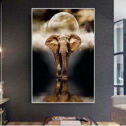 tableau elephant design