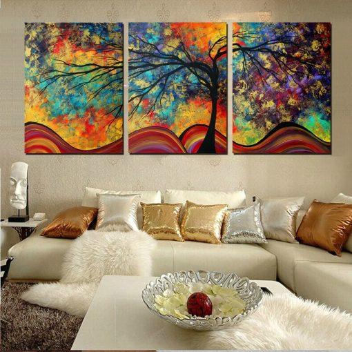 tableau arbre abstrait