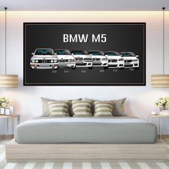 tableau bmw m5