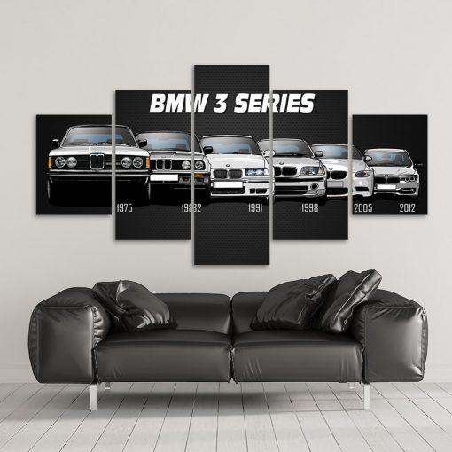 tableau bmw serie 3