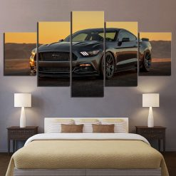 tableau design Ford mustang
