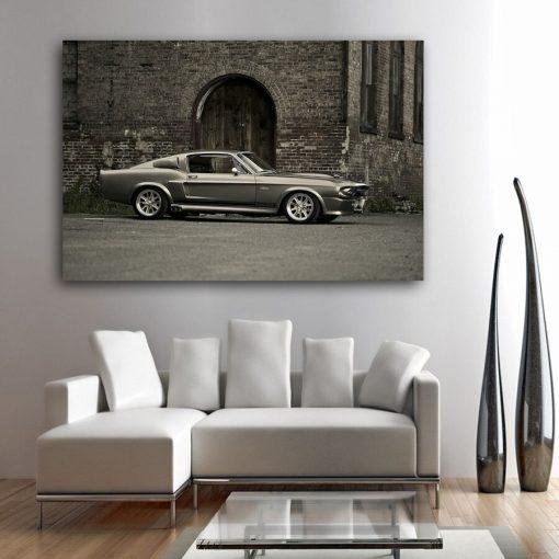 tableau mustang eleanor